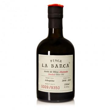 Aceite de Oliva Ahumado Botella 250 ml - Sin Caja Regalo