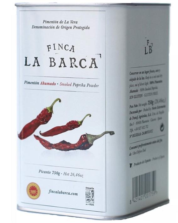 Pimentón de La Vera Lata Picante 750g