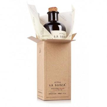 Bouteille d'huile d'olive fumée 500 ml - Coffret Cadeau